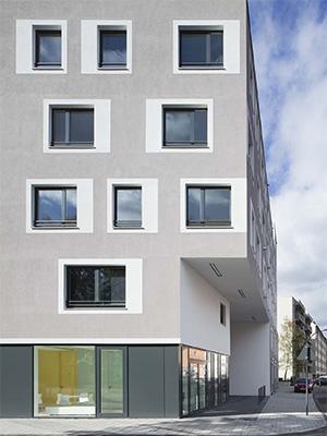Flatow Haus Köln