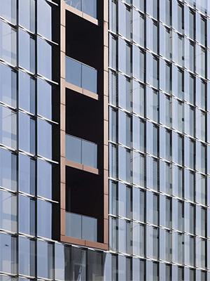 Bürohaus Hafencity Hamburg