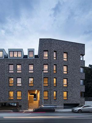 Wohnbebauung Düsseldorf