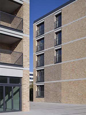 Wohnungsbau WA9 Düsseldorf