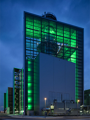 Kraftwerk Lausward Düsseldorf