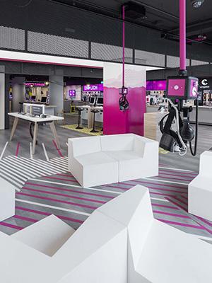 Telekom Flagshipstore München