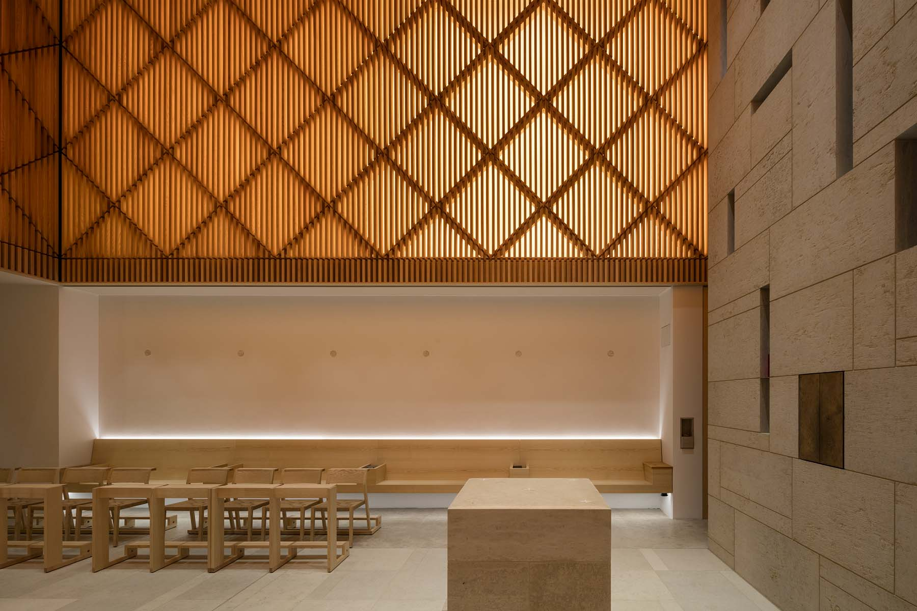 Architektur Fotografie   Jens Kirchner   Priesterseminar Paderborn